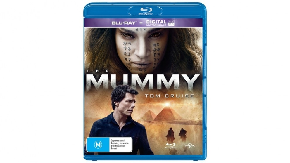 The Mummy (2017) - Blu-ray
