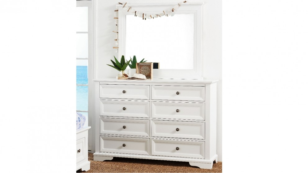 Buy Akira Dresser With Mirror Harvey Norman Au