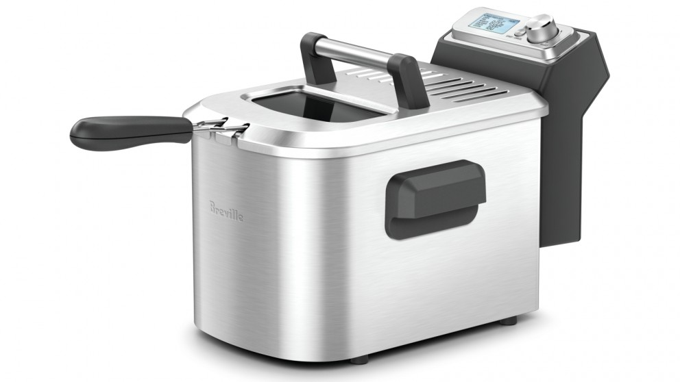 Breville The Smart Fryer Deep Fryer