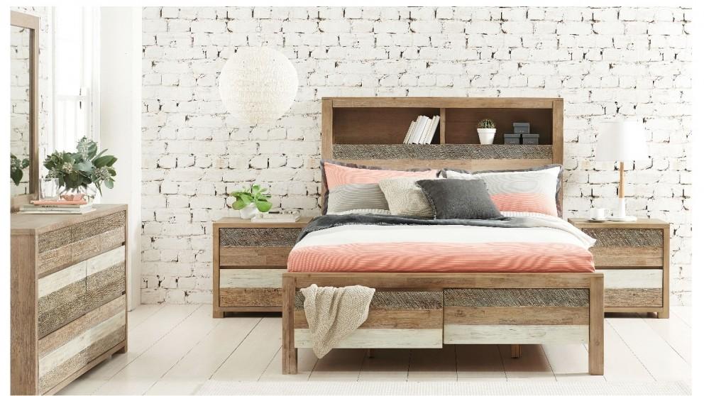 Seashore King Bed
