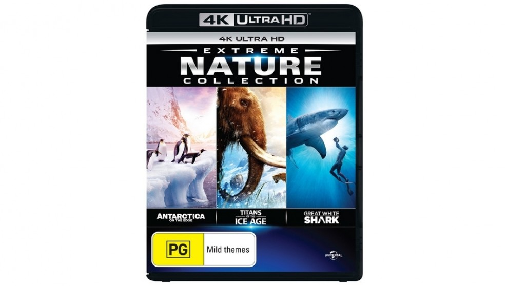 Extreme Nature Collection - 4K Ultra HD Blu-ray