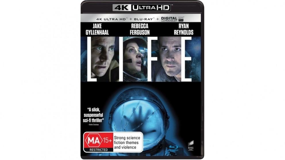 Life - 4K Ultra HD Blu-ray