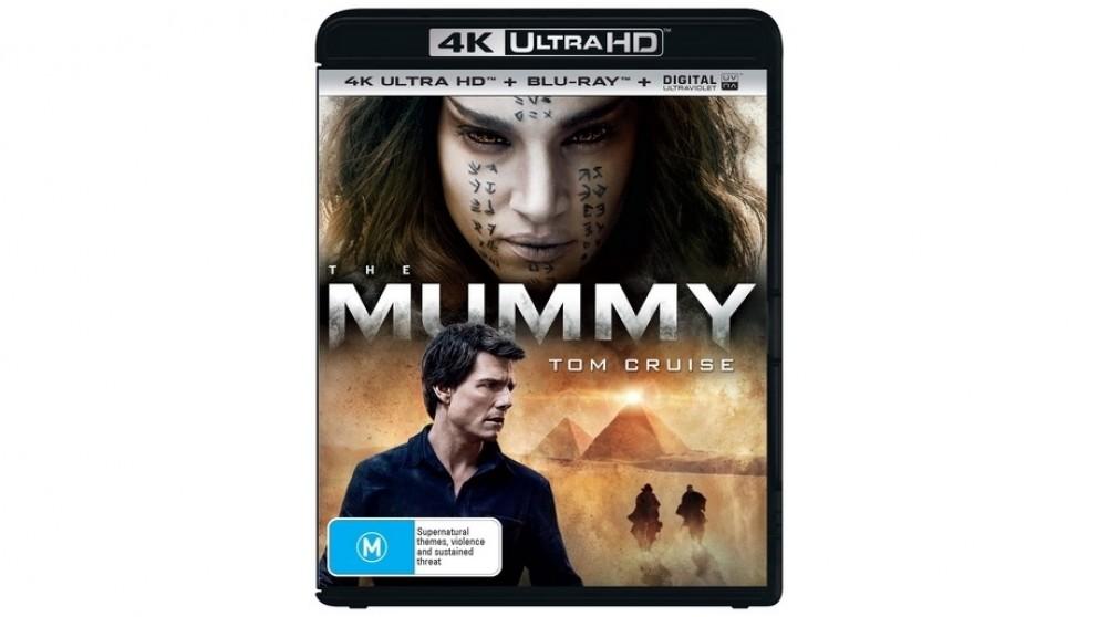 The Mummy (2017) - 4K Ultra HD Blu-ray