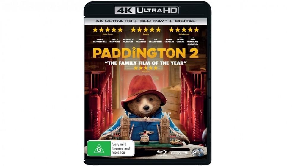 Paddington 2 - 4K Ultra HD Blu-ray