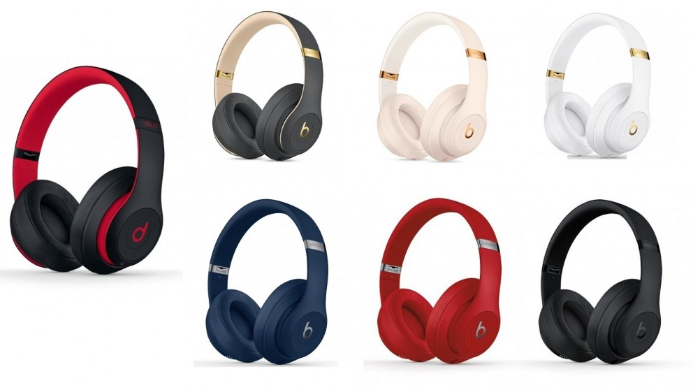 buy beats studio3 wireless over ear headphones harvey norman au
