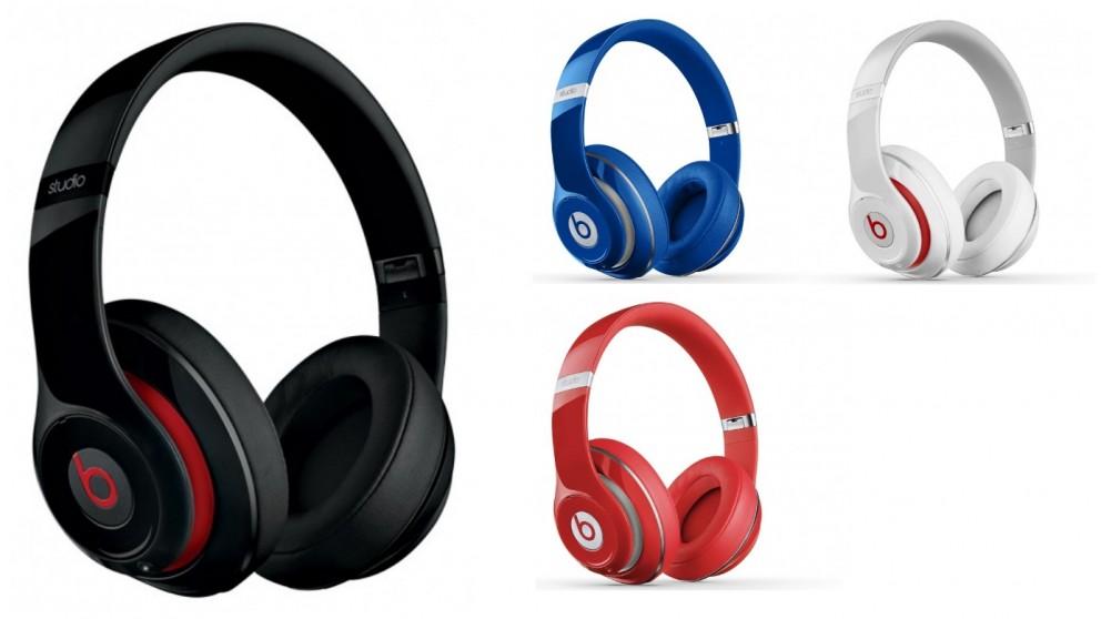 Beats Studio Wireless Over Ear Headphones All Headphones