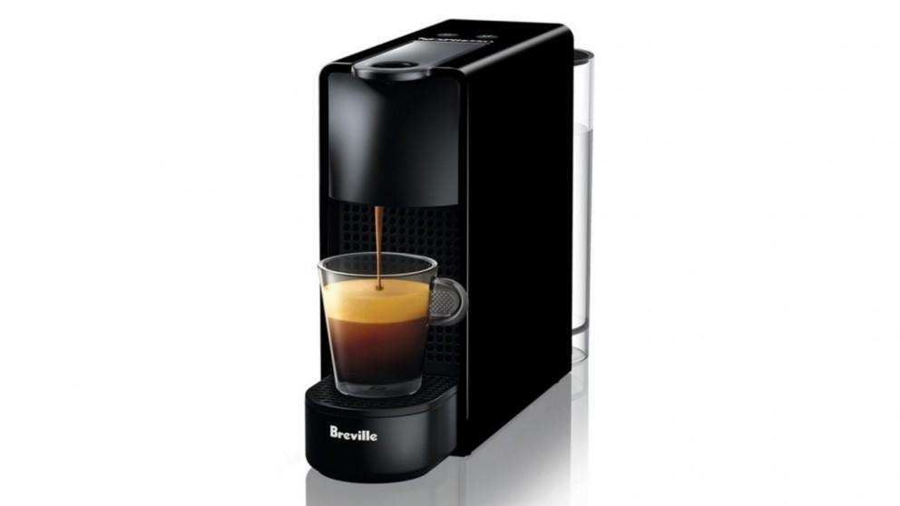 Breville Nespresso Essenza Solo Coffee Machine - Black