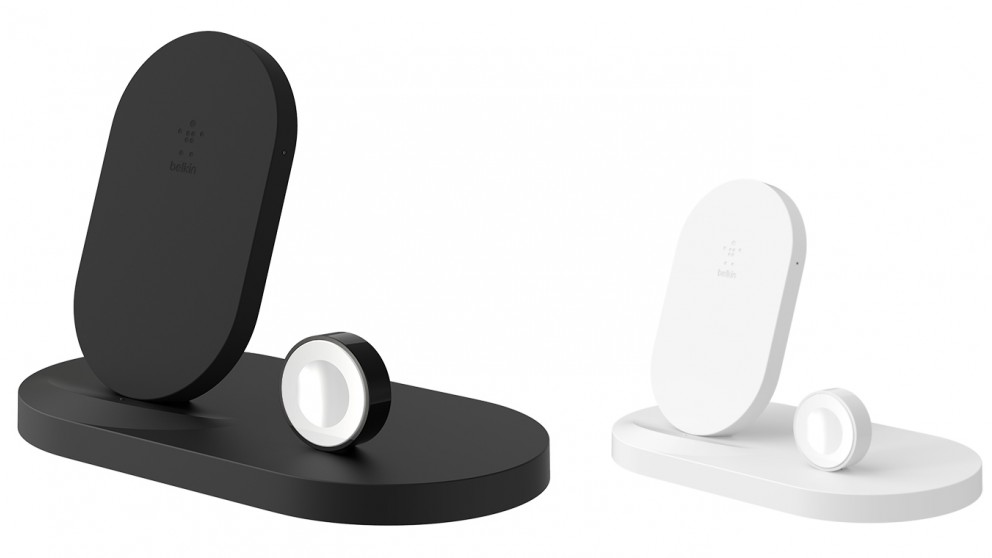 Belkin BOOST UP Wireless Charging Dock for iPhone/Apple Watch
