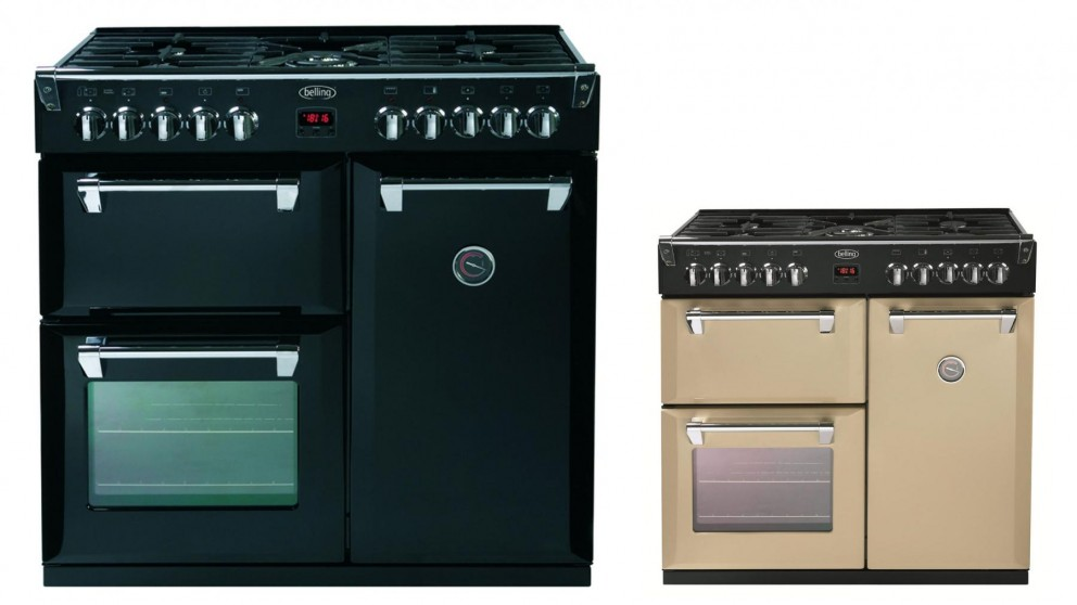 Belling 900mm Richmond Dual Fuel Range Cooker