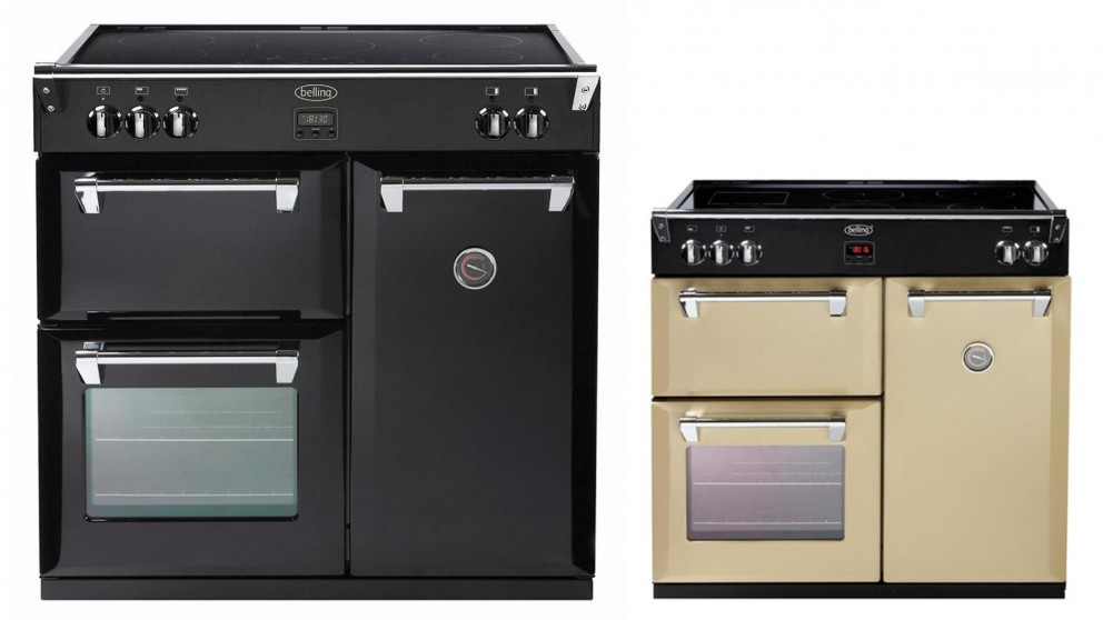 Belling 900mm Richmond Induction Range Freestanding Cooker