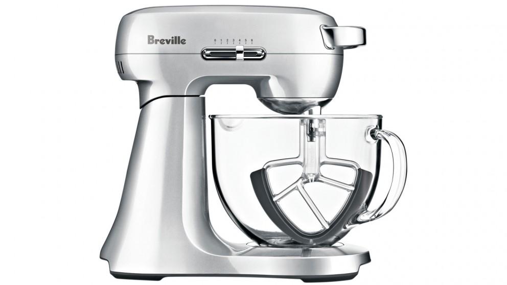 Breville The Scraper 900W Mixer - Silver