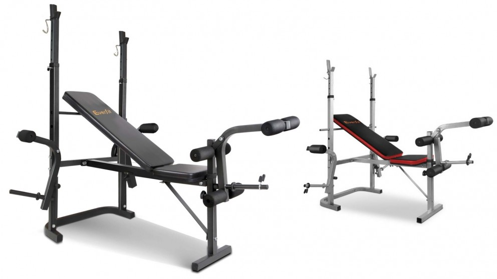 Everfit 7-in-1 Weight Bench Frame