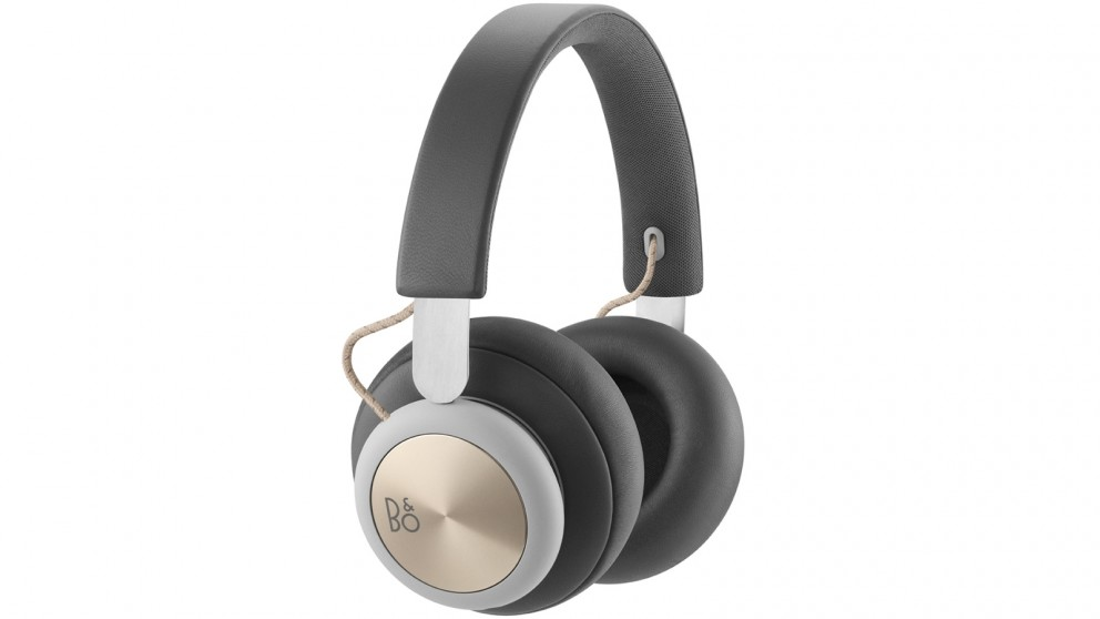 B&O PLAY Beoplay H4 Wireless Over Ear Headphones - Charcoal Grey