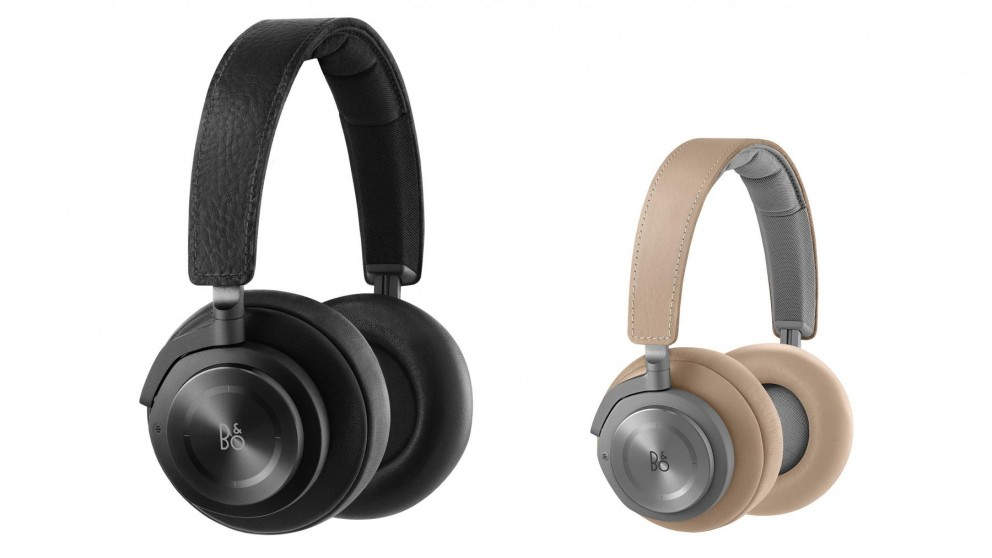 B&O PLAY Beoplay H9 Wireless Bluetooth Active Noise Cancelling Over-Ear Headphones