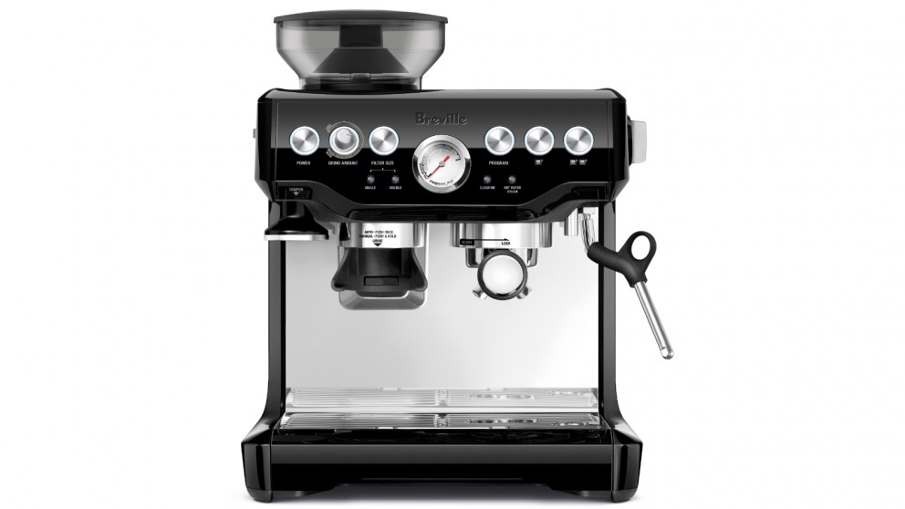 Breville Barista Express Espresso Machine - Black Sesame