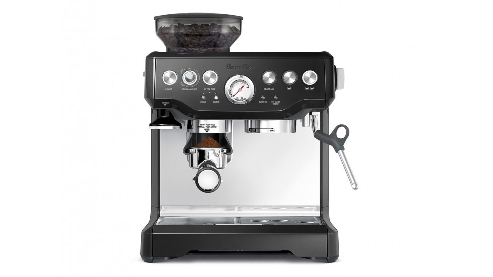 Breville Barista Express Espresso Machine - Black Sesame - Coffee Machines - Coffee & Beverage ...