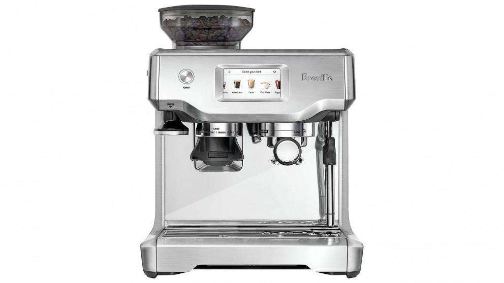 Breville Barista Touch Espresso Coffee Machine - Stainless Steel