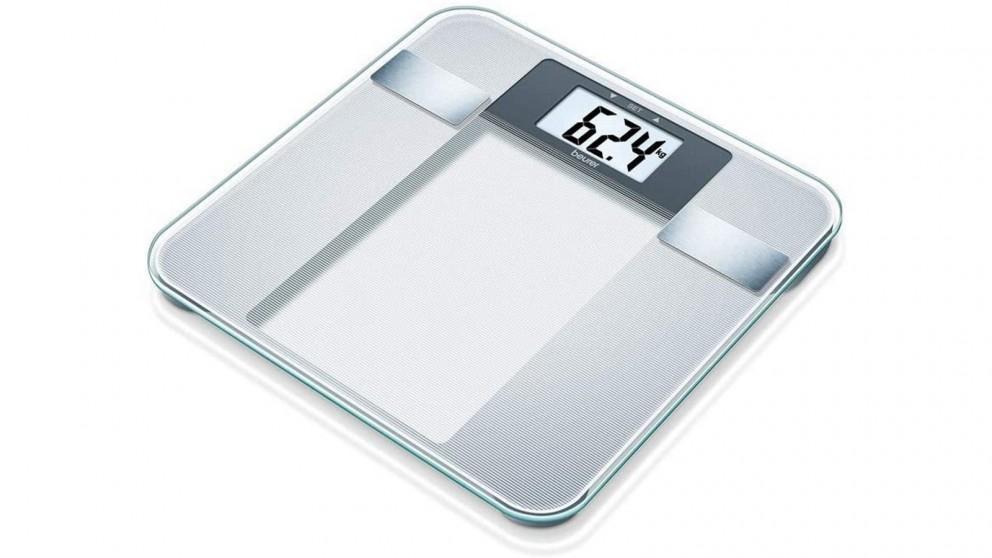 Beurer BG13 Digital Glass Body Fat Scale