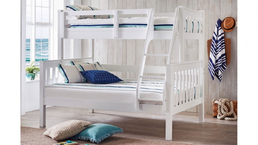 Buy Melody Ii Trio Bunk Bed Harvey Norman Au