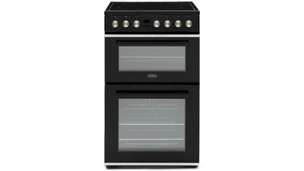 Belling 540mm Electric Double Oven Freestanding Cooker