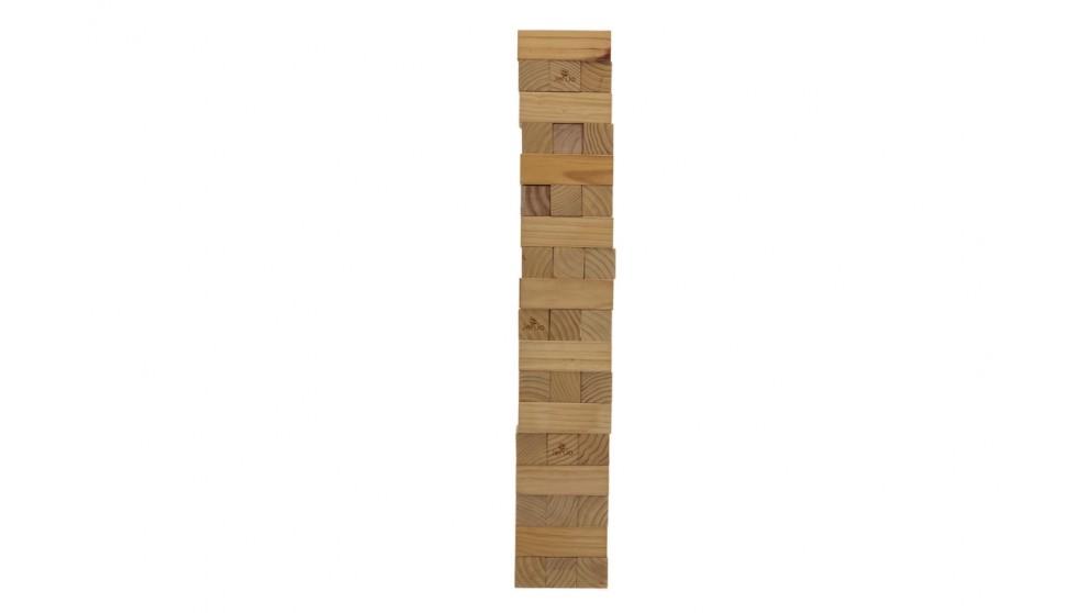 Jenjo Deluxe 127cm Block Game
