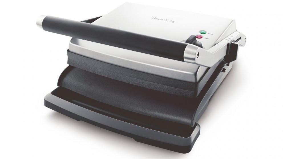 Breville The Adjusta Gill & Press Sandwich Maker