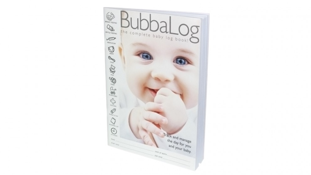 BabyHeart BubbaLog