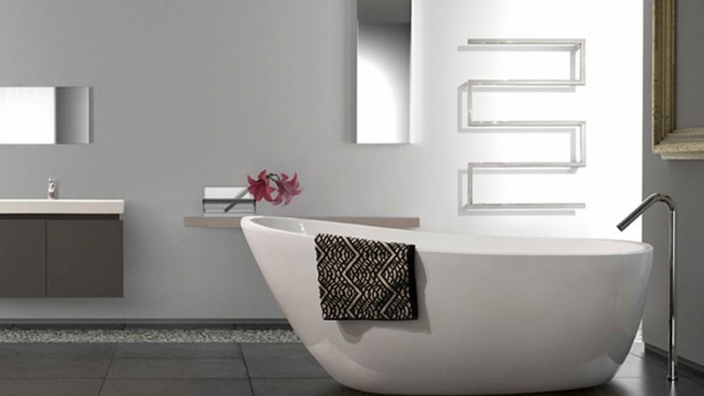 Buy Forme Hilton 1510mm Freestanding Bath Harvey Norman Au