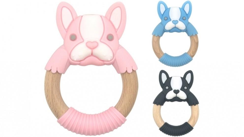 BibiBaby Frankie Frenchy Teething Ring