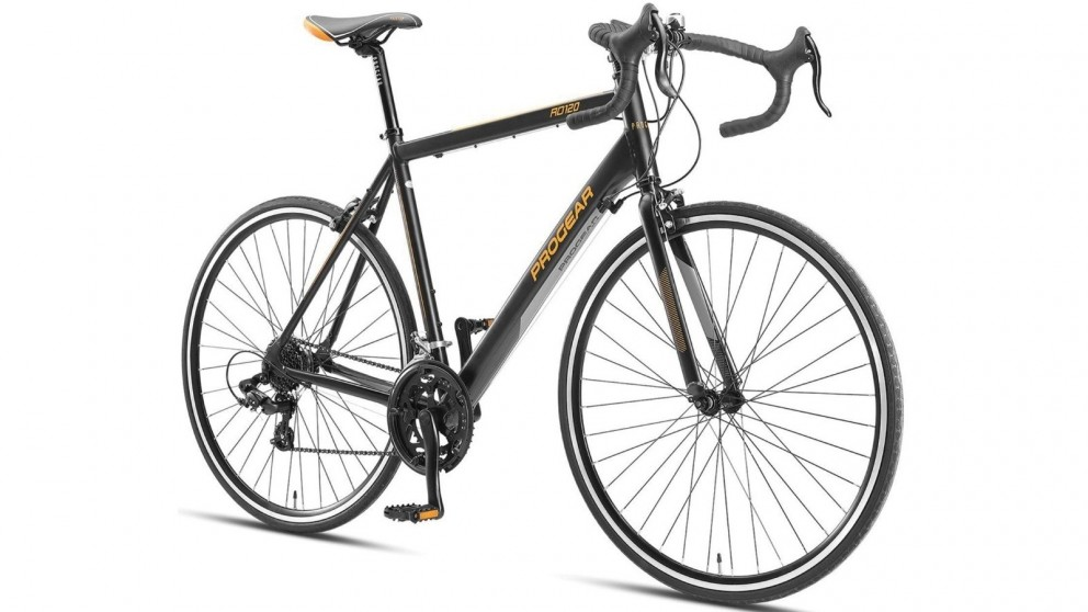 Progear RD120 700c Road Bike - Black Ember