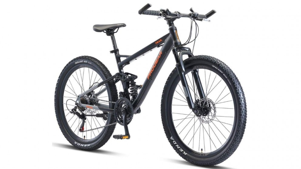 Progear Trail Mountain Bike - Stealth Black