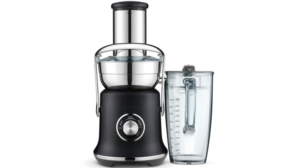 Breville XL Fountain Cold Juicer - Black Truffle