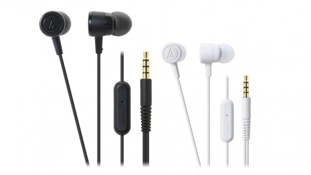 Audio Technica CKL220iS In Ear Headphones