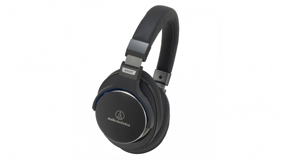 Audio-Technica Over-Ear High Resolution Headphones - Black