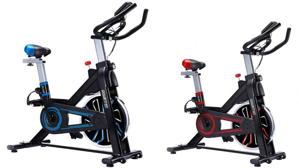 PowerTrain RX-600 Exercise Spin Bike Cardio Cycle
