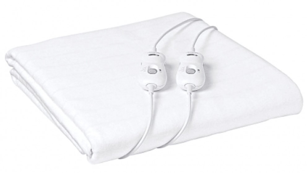 Sunbeam Sleep Perfect Fitted Heated Blanket - Queen Bed