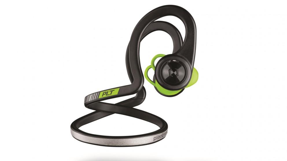 Plantronics BackBeat FIT Headphones - Black Core