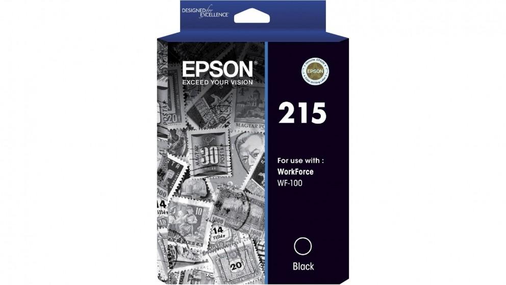 Epson 215 Ink Catridge - Black
