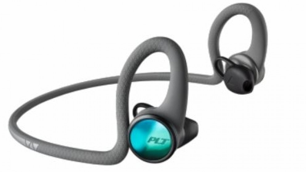 7be937f3fa9 Cheap Plantronics BackBeat FIT 2100 Wireless In-Ear Headphone - Black |  Harvey Norman AU