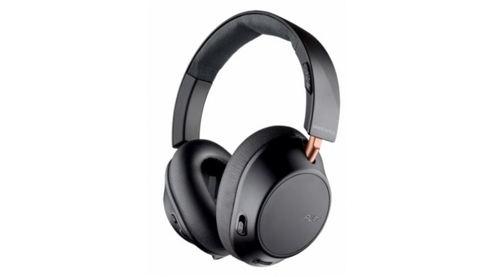 a88d1946391 Cheap Plantronics BackBeat GO 810 Over-Ear Wireless Headphones - Black | Harvey  Norman AU