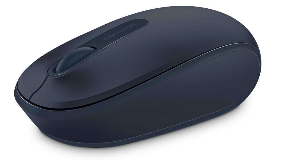 Microsoft 1850 Wireless Mobile Mouse - Wool Blue