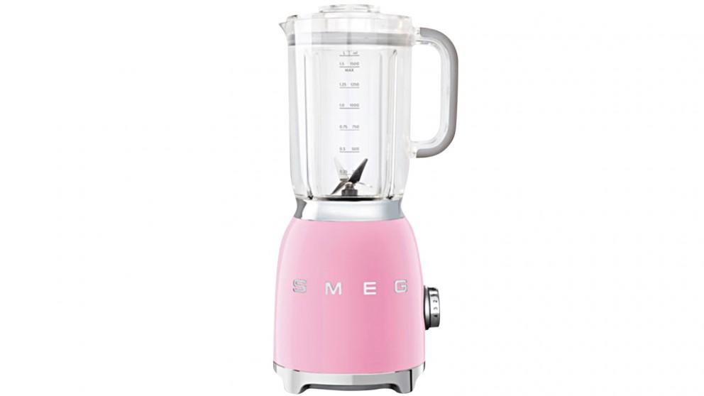Smeg 50s Style Blender - Pink