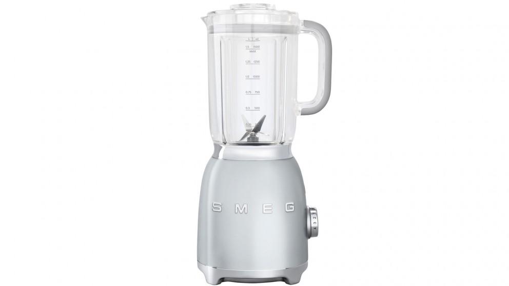 Smeg 50s Style Blender - Silver