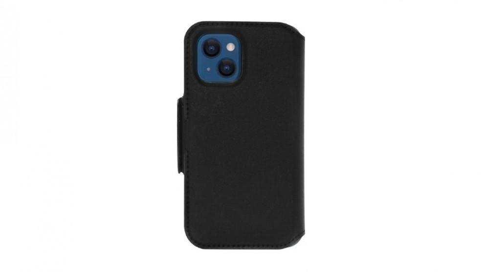 3sixT DuoFolio Case for iPhone 13 - Black