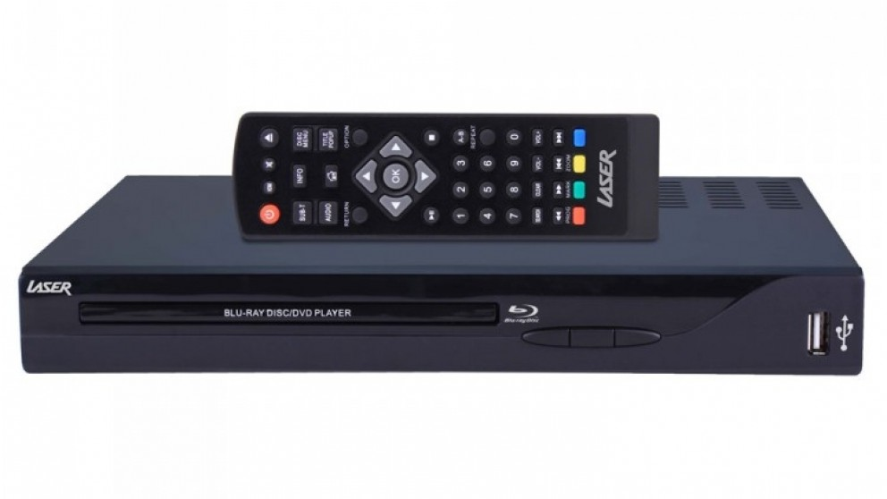 Laser Multi Region Blu Ray Player