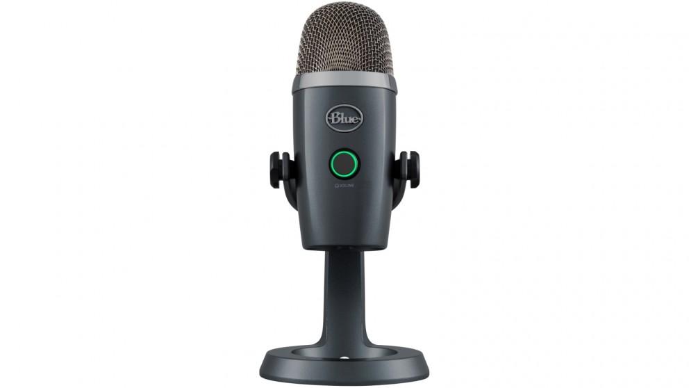Blue Microphones Yeti Nano USB Microphone - Shadow Grey