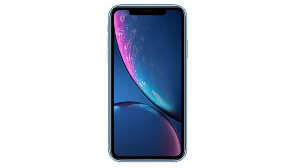 Apple Iphone Xr 128gb Blue Harvey Norman Australia