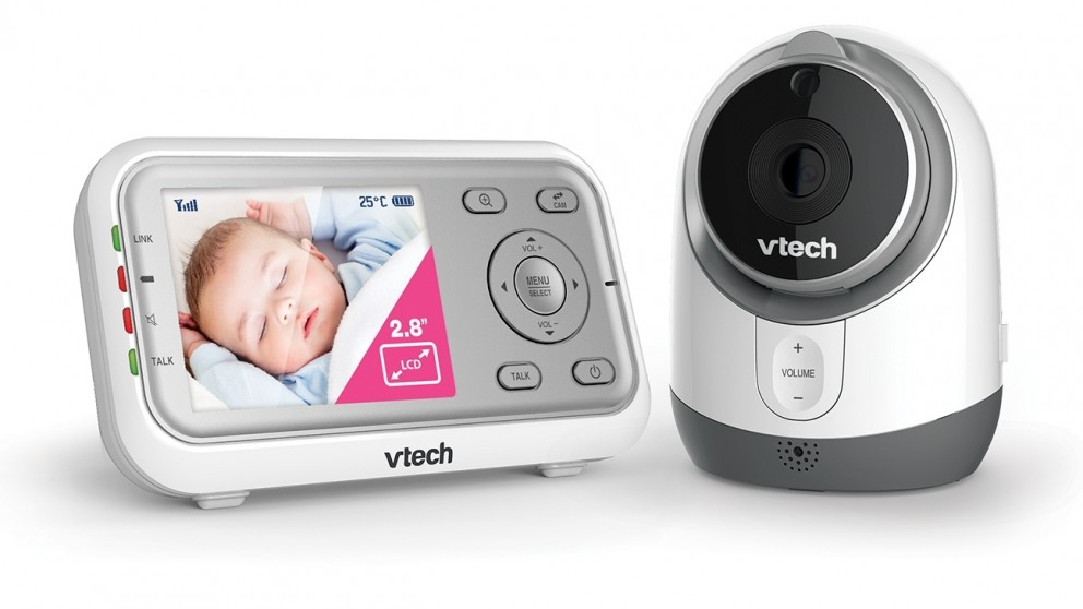 Vtech Safe & Sound Full Colour Video and Audio Baby Monitor