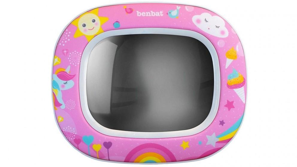 Benbat Night & Day Car Mirror - Pink