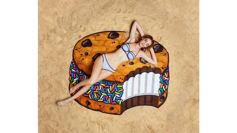 BigMouth Gigantic Ice Cream Sandwich Beach Blanket